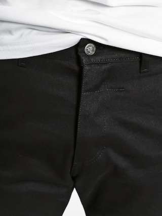 Spodnie Turbokolor Trainer Chino (black edelwe)