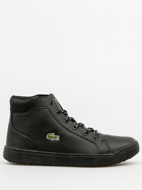 Buty dziecięce Lacoste Explorateur Mid 316 1 (black)