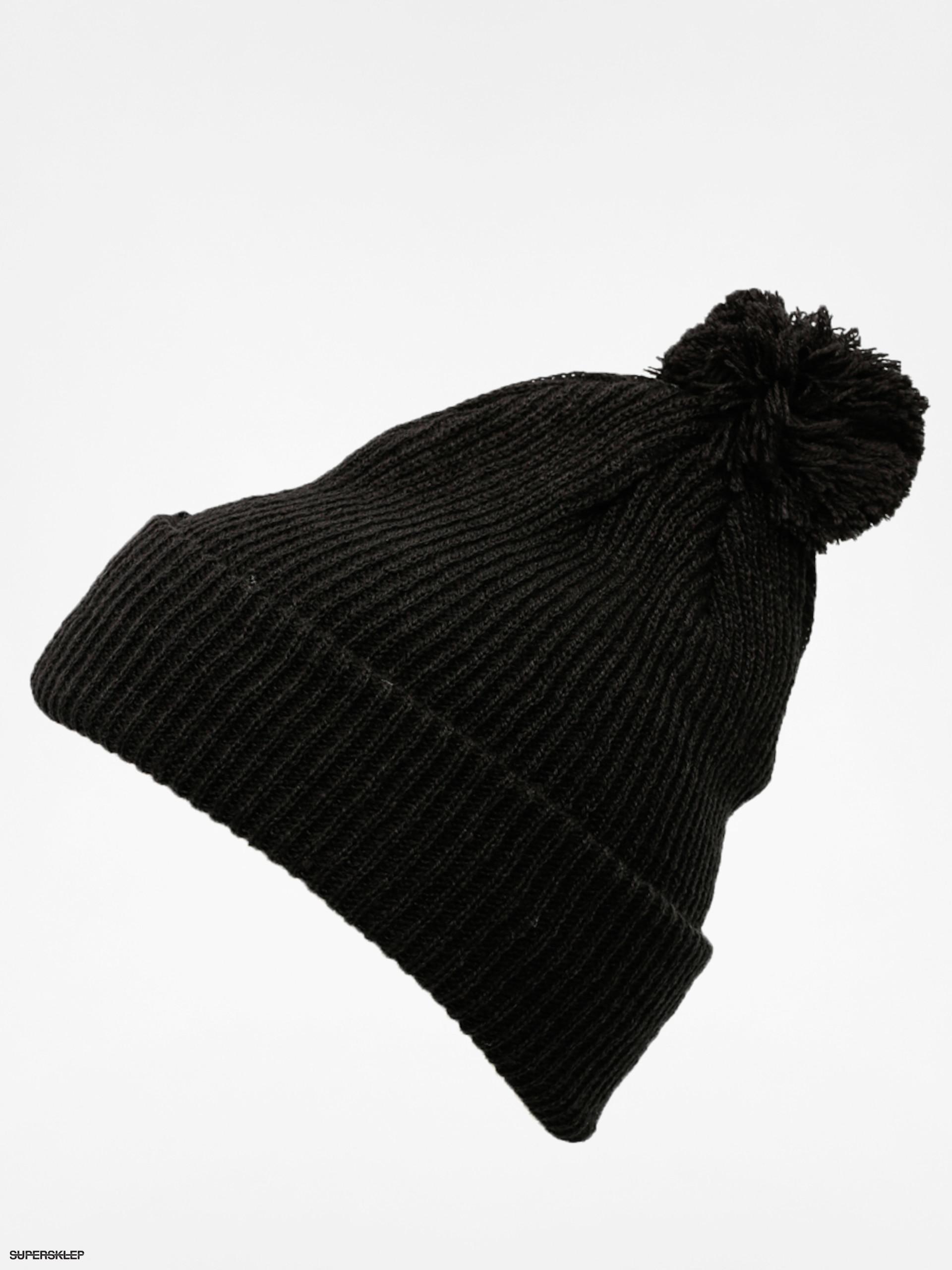 Czapka zimowa DGK Classic Pom (black)