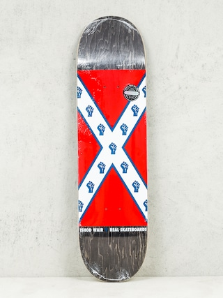 Deck Real Wair Rebel Yel (black/red/white)