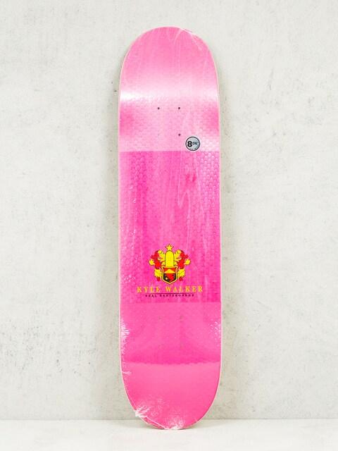 Deck Real Walker Ko Emb (pink)