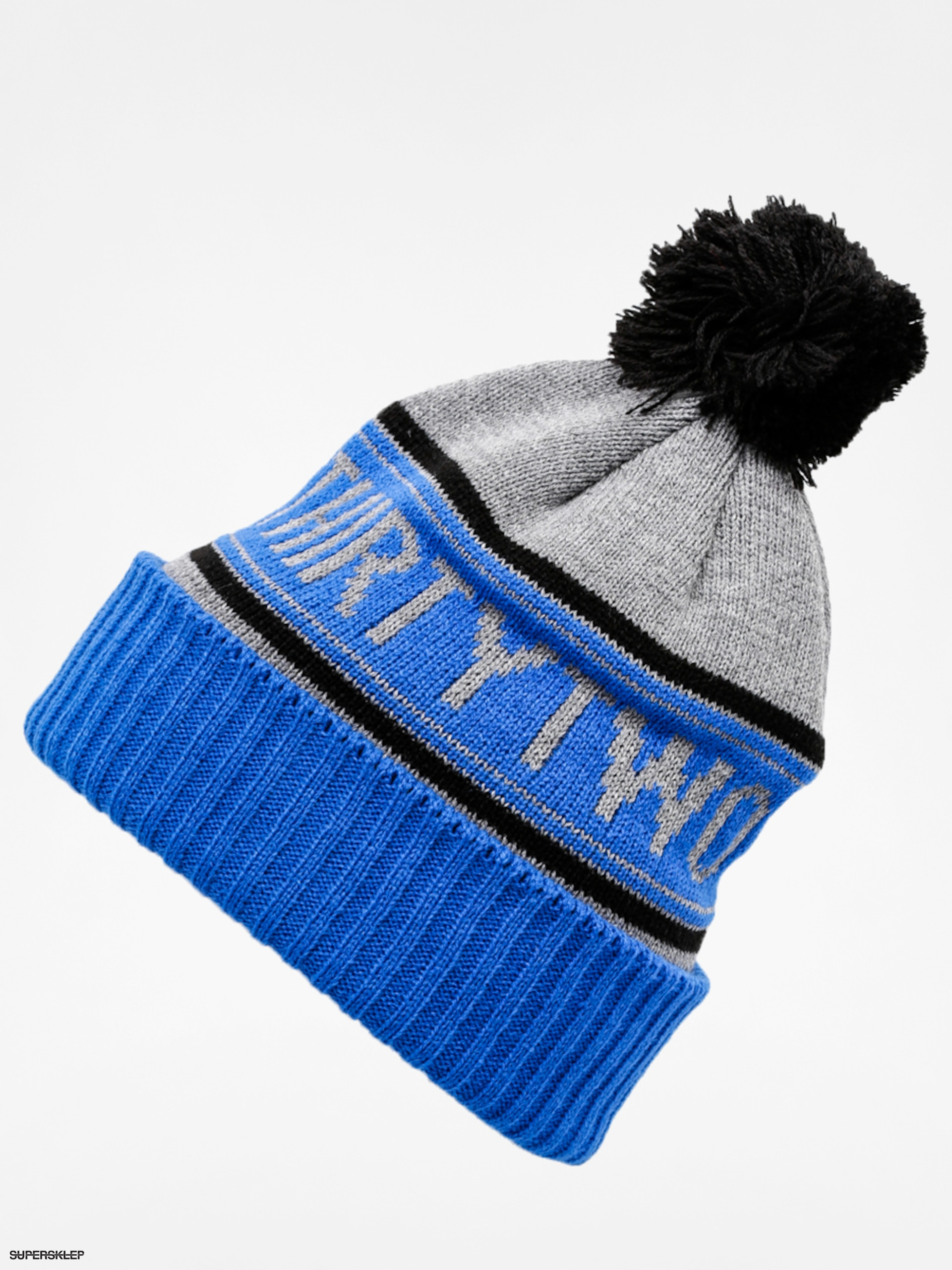 Czapka zimowa ThirtyTwo Pom Beanie (blue)