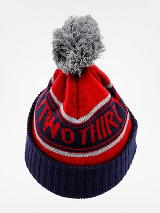 Czapka zimowa ThirtyTwo Pom Beanie (red heather)