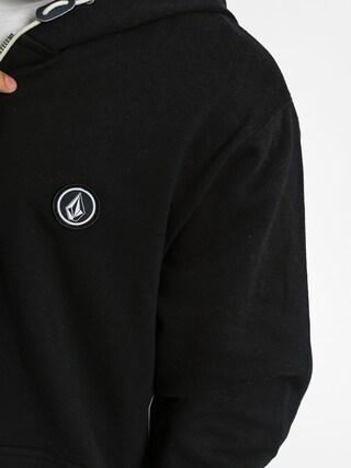Bluza z kapturem Volcom Backrounm ZHD (blk)