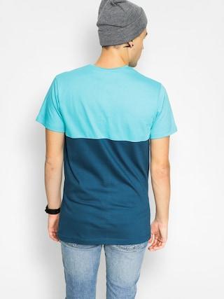 T-shirt Majesty Doppler (turquoise/indygo)