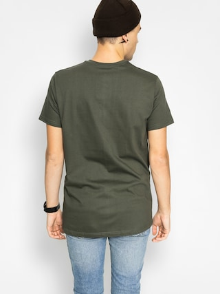 T-shirt Majesty Istm (army green)