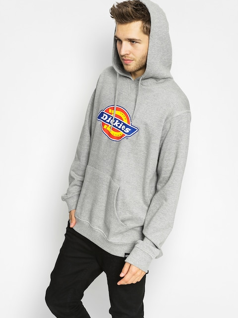 Bluza z kapturem Dickies Nevada HD (grey melange)