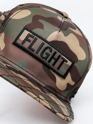 Czapka z daszkiem Cayler & Sons Bl Flight ZD (woodland/black/orange)