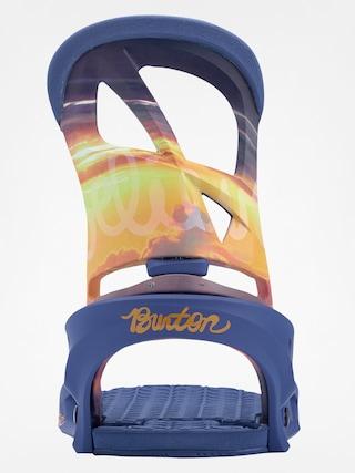 Wiązania snowboardowe Burton Scribe Wmn (sunset socialite)