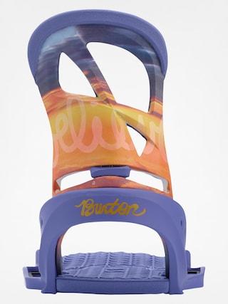 Wiązania snowboardowe Burton Scribe Est Wmn (sunset socialite)