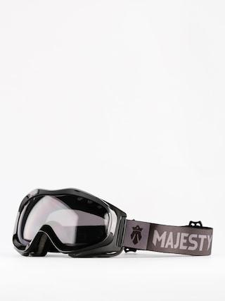 Gogle Majesty Patrol (glossy black/black smoke)