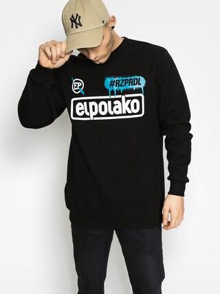 Bluza El Polako Rzprdl (black)