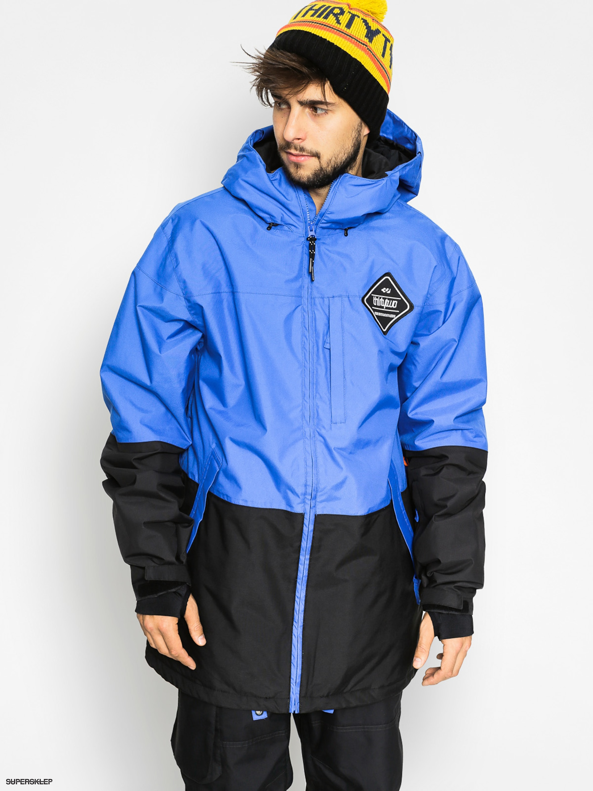 Kurtka snowboardowa ThirtyTwo Shiloh Insulated (blue)
