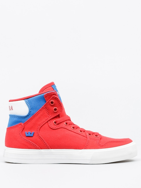 Buty Supra Vaider D Wmn (red/royale white)