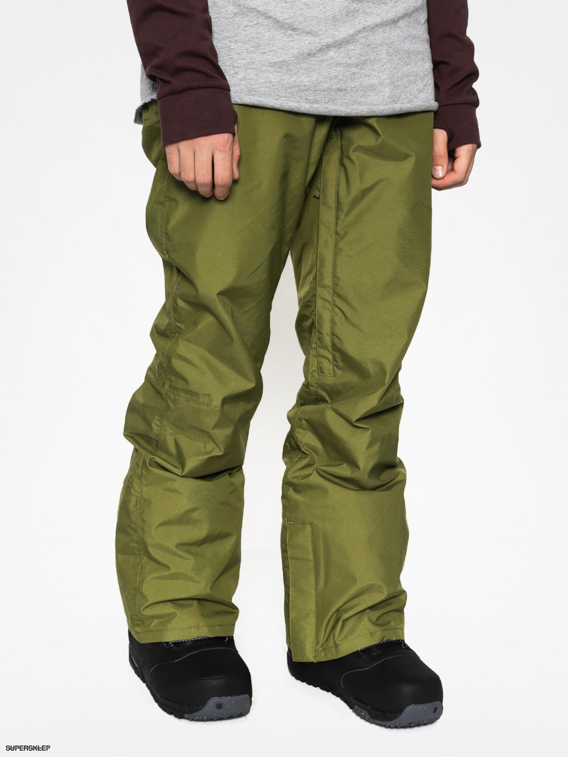 Spodnie snowboardowe ThirtyTwo Muir (olive)