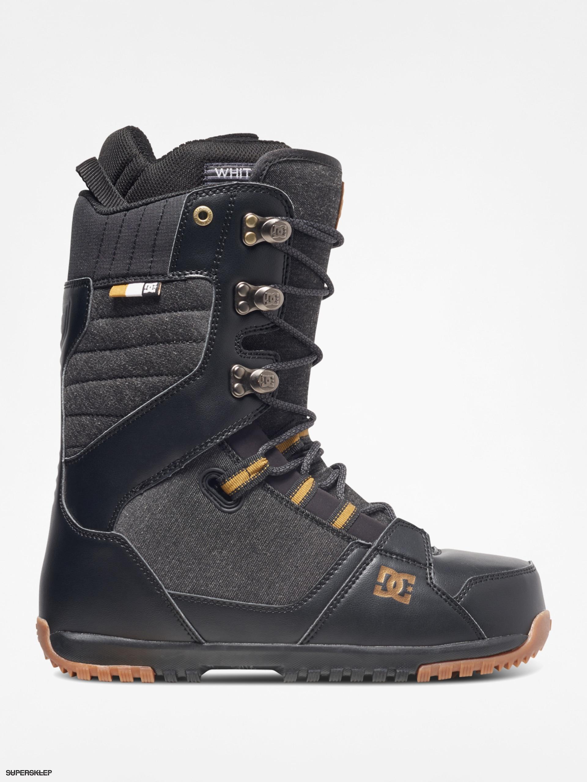 Buty snowboardowe DC Mutiny (black/gold)