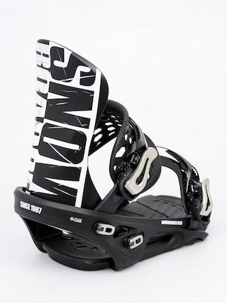 Wiązania snowboardowe Flux TM (snowboarder)