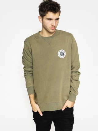 Bluza The Hundreds Scotch (dusty green)