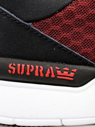 Buty Supra Scissor (burgundy/black white)