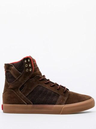 Buty Supra Skytop (brown gum)