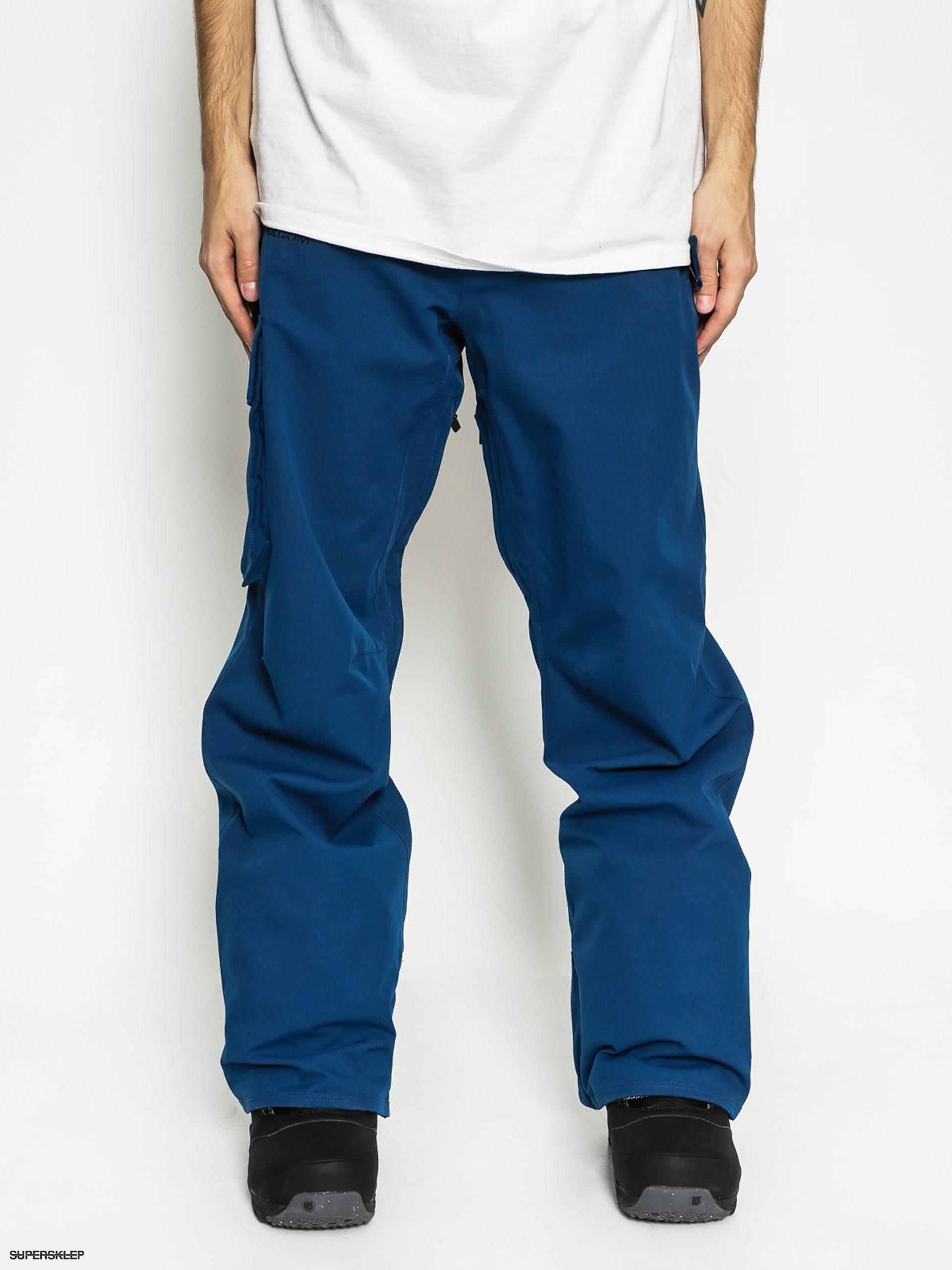 Spodnie snowboardowe Volcom Ventral (blb)