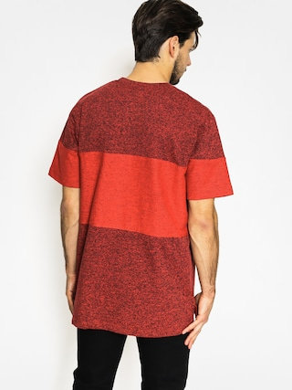 T-shirt LRG Volver Knit (red heather)