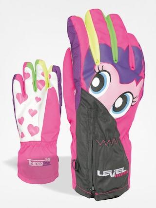 Rękawice dziecięce Level Lucky (pk rainbow)