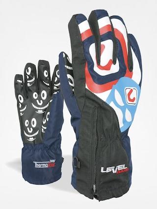 Rękawice dziecięce Level Lucky (navy)