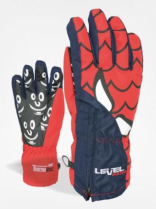 Rękawice dziecięce Level Lucky (blue)