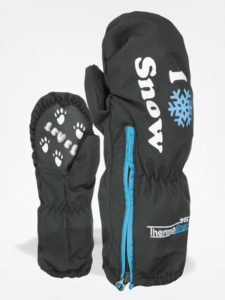 Rękawice Level Kiddy Mitt (ninja black)