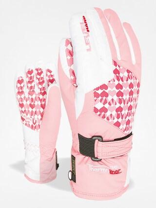 Rękawice Level Junior (pink)