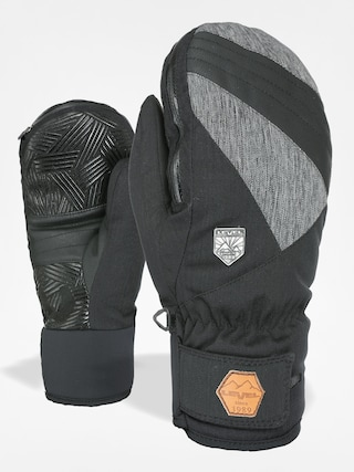 Rękawice Level Stealth Mitt (black/grey)