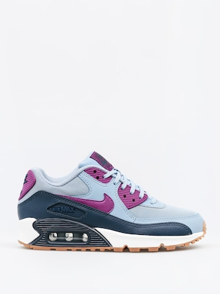 Buty Nike Air Max 90 Wmn (Essential blue grey/bright grape)
