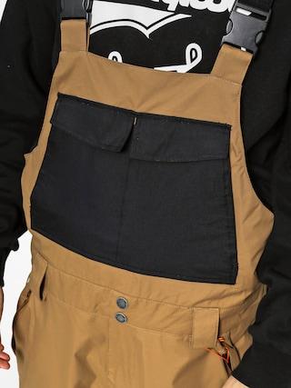 Spodnie snowboardowe ThirtyTwo Basement Bib (clove)