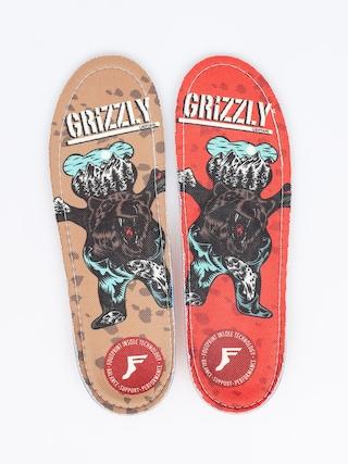 Wkładki Footprint Grizzly x Kingfoam