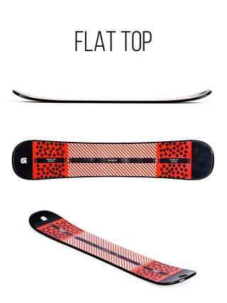 Deska snowboardowa Burton Feather Wmn