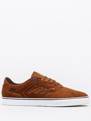 Buty Emerica The Reynolds Low Vulc (brown/white/gum)
