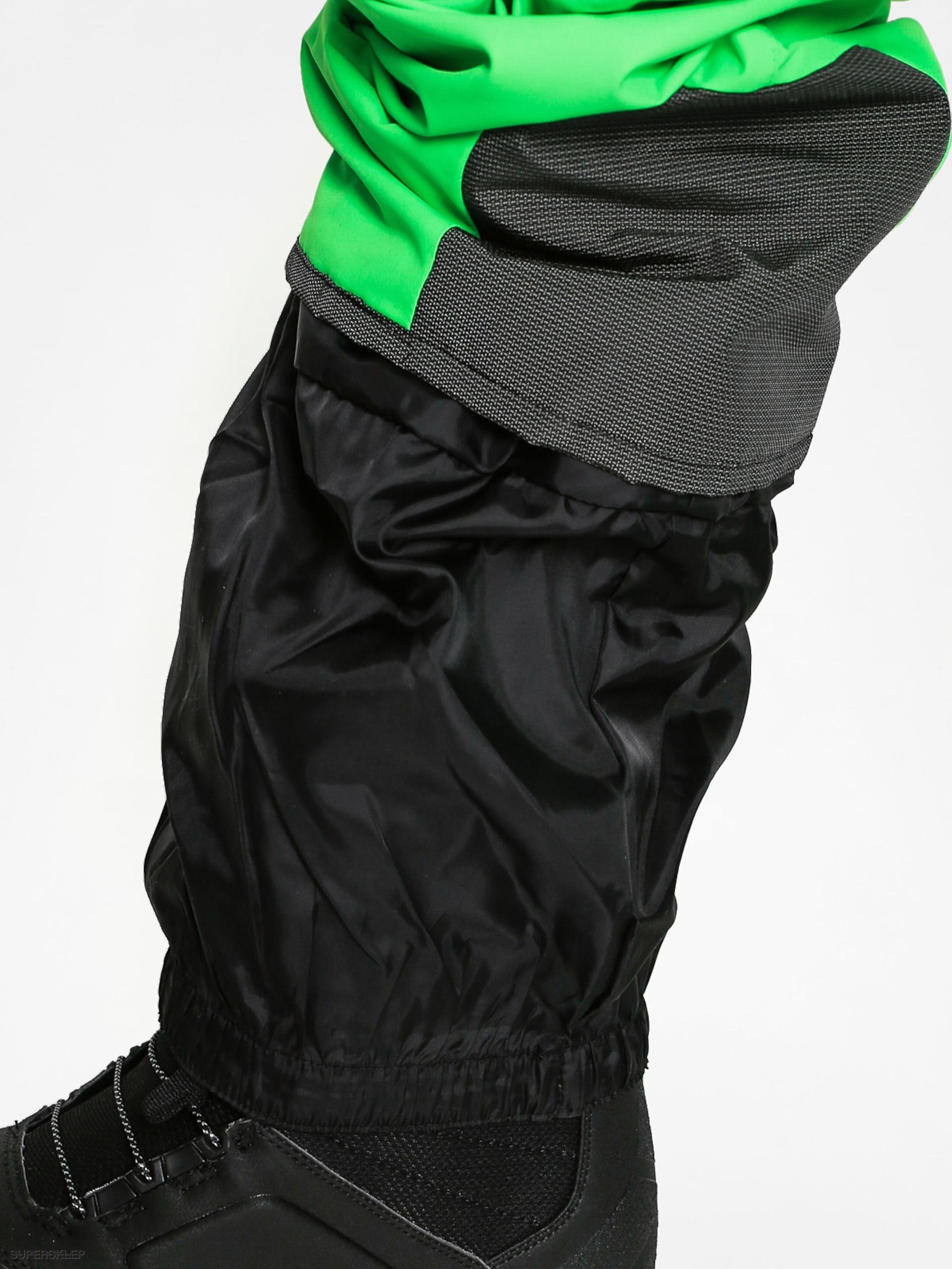 Męskie Spodnie snowboardowe Quiksilver Boundary Plus (neon green)