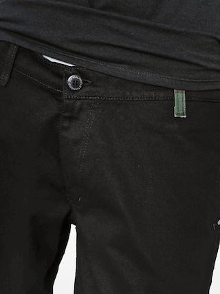 Spodnie Malita Chino (black/camo)