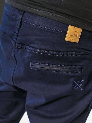 Spodnie Malita Chino (navy/camo)