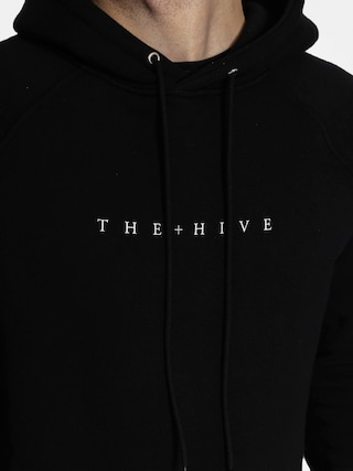 Bluza z kapturem The Hive Moth HD (black)