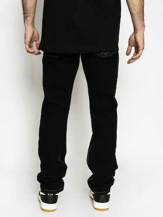 Spodnie MassDnm Base Cut Straight Fit (black)