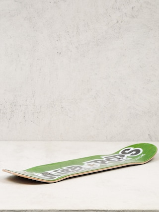 Deck DGK Johnson Gutter Pop (white/yellow)