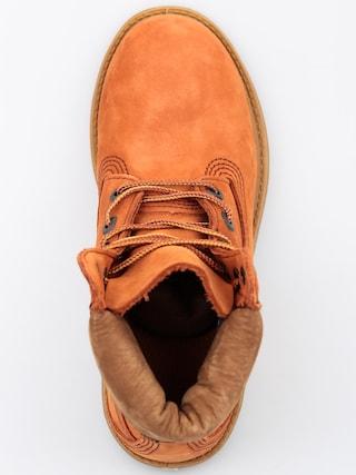 Buty Timberland 6 In Premium Wmn (dark orange)