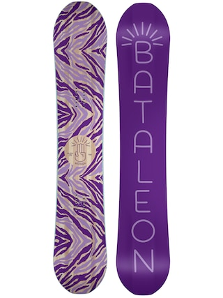 Deska snowboardowa Bataleon Push Up Wmn (purple/navy purple)