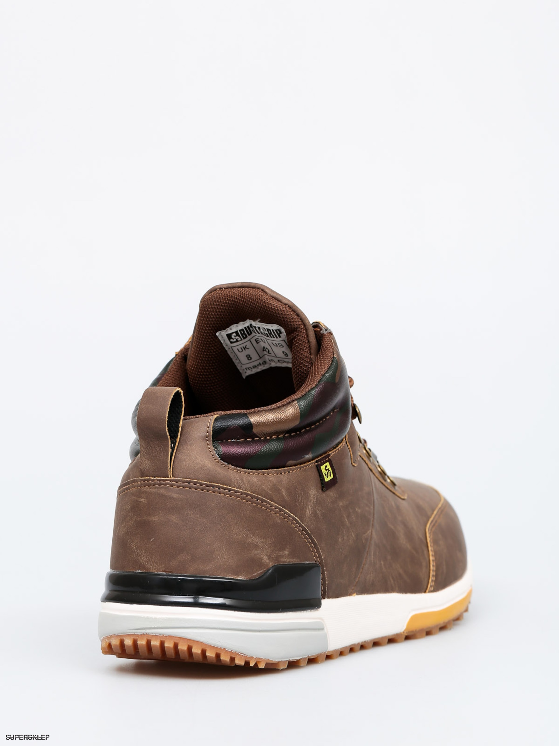 Buty Bustagrip Jogger (brown)