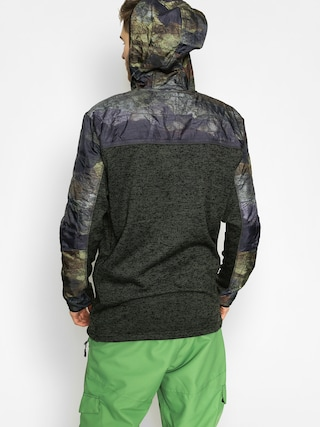 Bluza z kapturem Quiksilver Lodge ZHD (forest night)