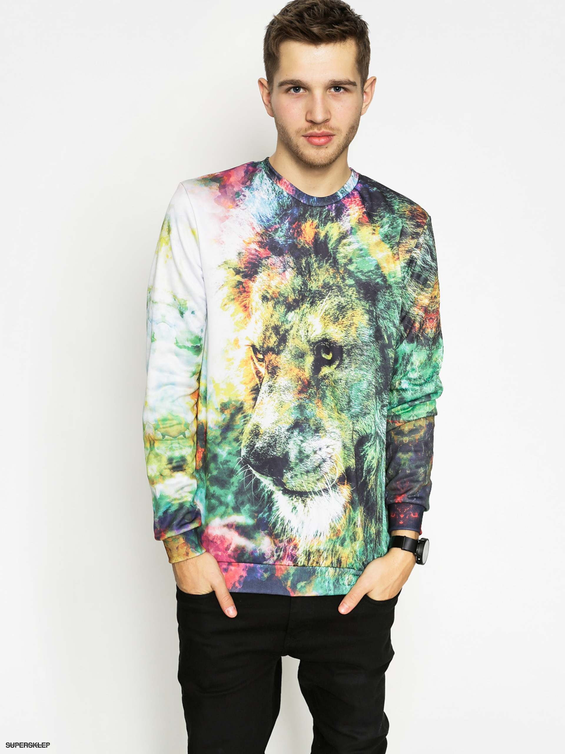 Bluza Mr. Gugu King Of Colors