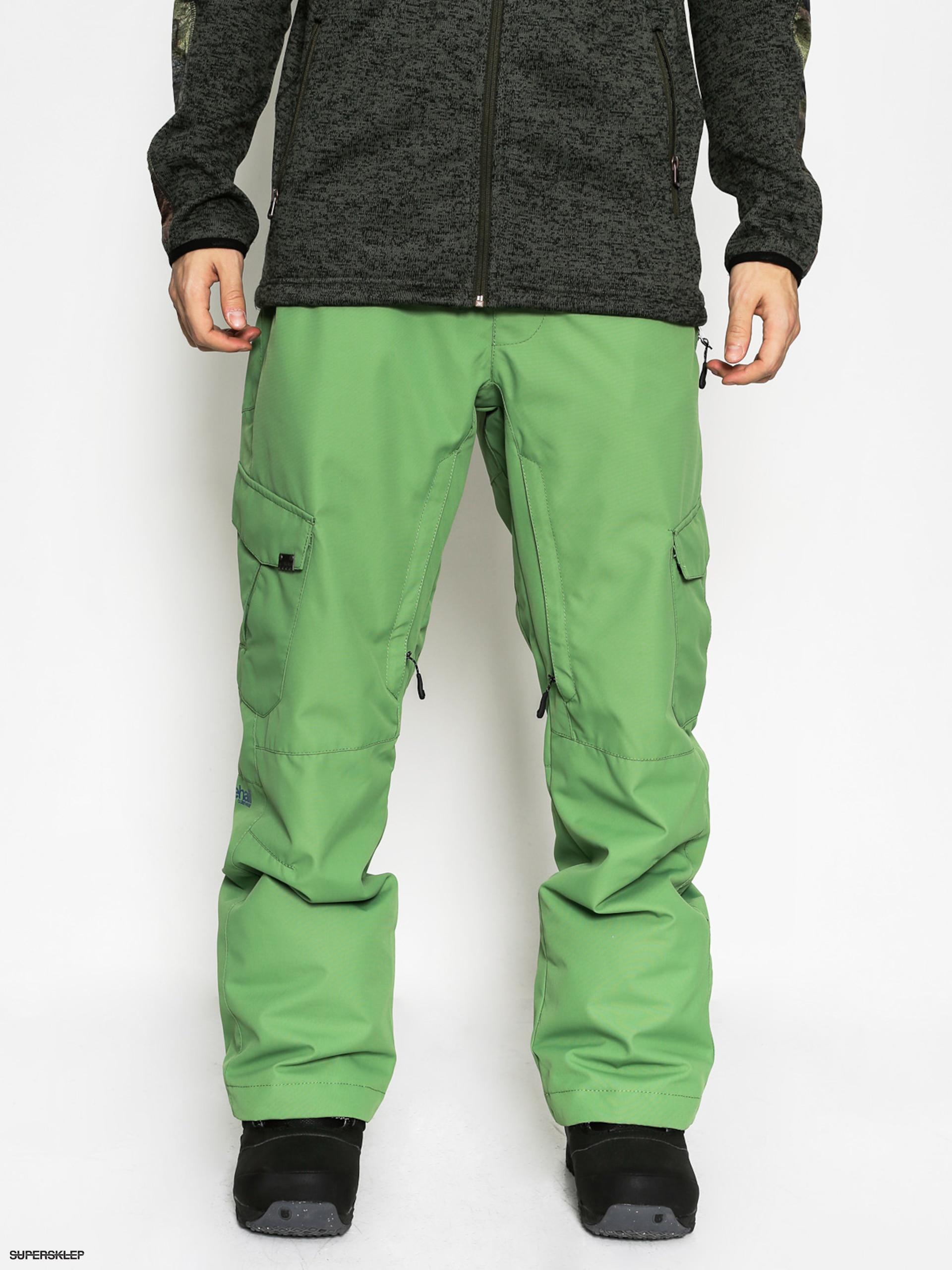 Spodnie snowboardowe Rehall Razor (ivy green)