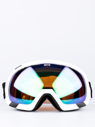 Gogle Spy Platoon (mt white/bronze/green spectra/yellow contact)